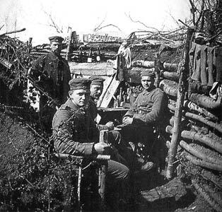 BATAILLE DE VERDUN 1916 : DECEMBRE 1916