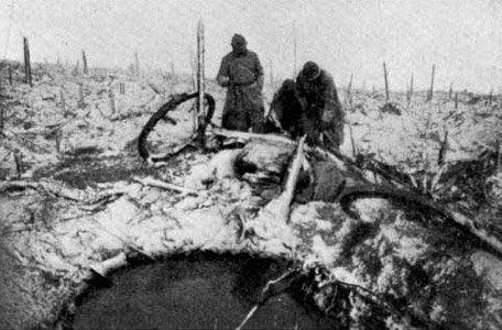 BATAILLE DE VERDUN 1916 : JOURNEE DU 16 DECEMBRE 1916