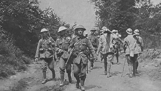 BATAILLE DE LA SOMME 1916 : 1 er PHASE