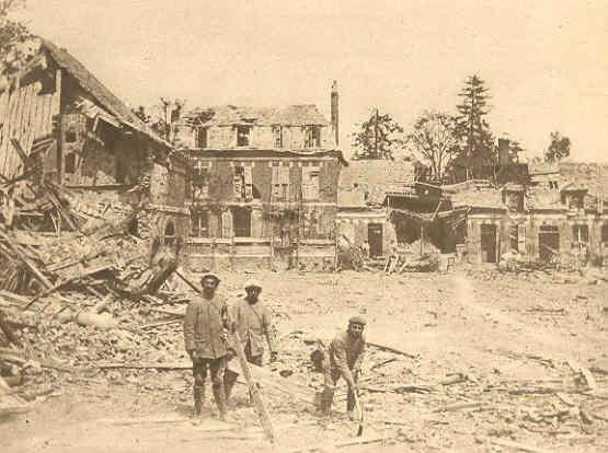 BATAILLE DE LA SOMME 1916 : 3éme PHASE