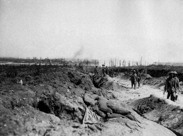 BATAILLE DE POZIERES 1916: 23 JUILLET au 7 AOUT 1916