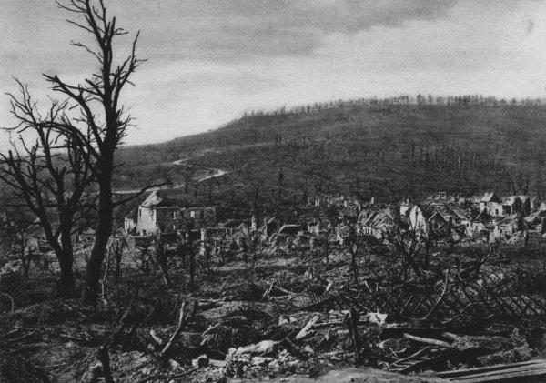 CHEMIN DES DAMES 1917 : JOURNEES DU 16 ET 17 AVRIL