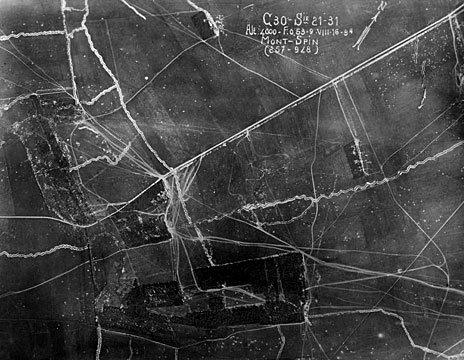 CHEMIN DES DAMES 1917 : JOURNEES DU 18 AVRIL AU 10 MAI 1917