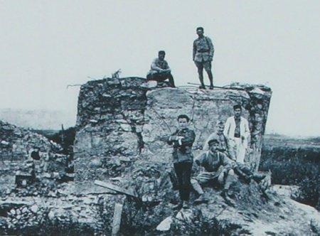 LA BATAILLE DE LA MALMAISON 1917 : 23 OCTOBRE AU 25 OCTOBRE: PRESENTATION