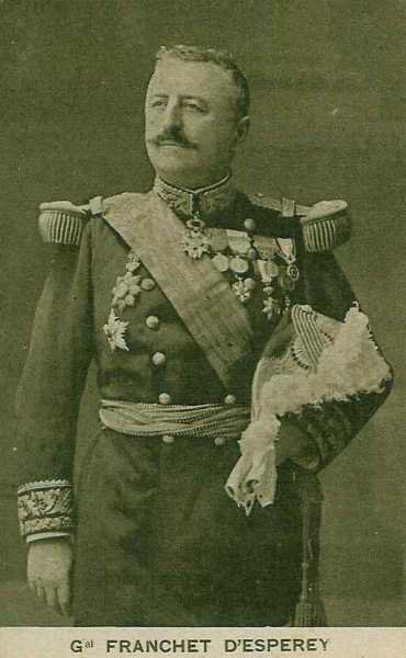 BATAILLE  DES  DEUX   MORINS  :   DU  6  AU  9  SEPTEMBRE  1914