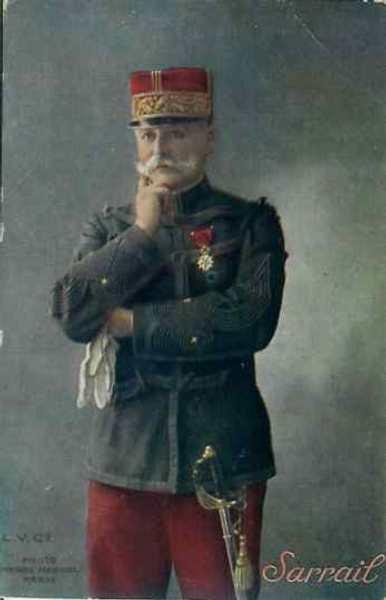 BATAILLE  DE  LA  TROUEE   DE  REVIGNY : DU  5  AU  14  SEPTEMBRE 1914