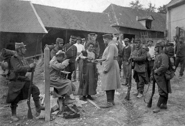BATAILLE DE LORRAINE : DU 20 AU 22 AOUT 1914
