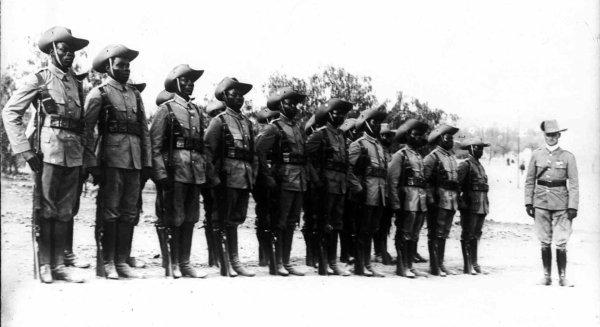 MOBILISATION ALLEMANDE 1914 :
