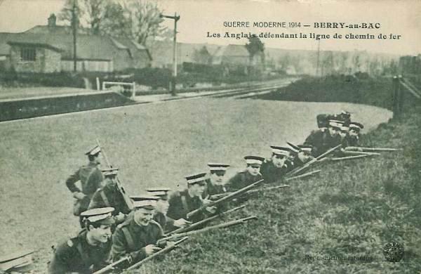 PREMIERE BATAILLE DE L'AISNE : 13-28 SEPTEMBRE 1914 :