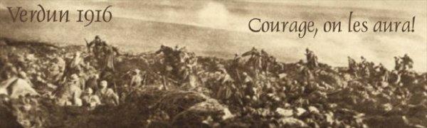 CHRONOLOGIE DE LA PREMIERE GUERRE MONDIALE : ANNEE 1916