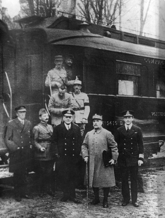 CHRONOLOGIE DE LA PREMIERE GUERRE MONDIALE : ANNEE 1918