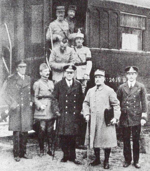 ARMISTICE DU 11 NOVEMBRE 1918
