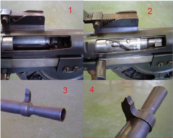 LE FUSIL MITRAILLEUR DE 8 mm GSRG MODELE 1915 : CHAUCHAT : 2éme PARTIE
