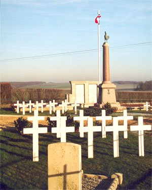 NECROPOLE NATIONALE DE COURGIVAUX : CONFLIT 1914 1918