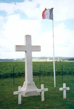 NECROPOLE NATIONALE DE HERMONVILLE : CONFLIT 1914 1918