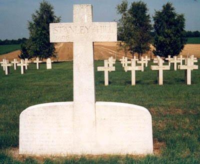 NECROPOLE NATIONALE DE LA CHEPPE : CONFLIT 1914 1918