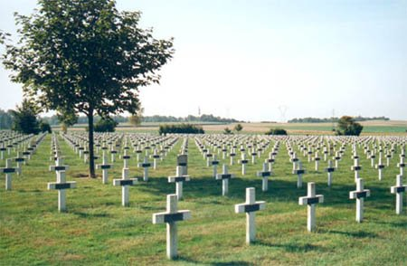 NECROPOLE NATIONALE DE SEPT-SAULX : CONFLIT 1914 1918