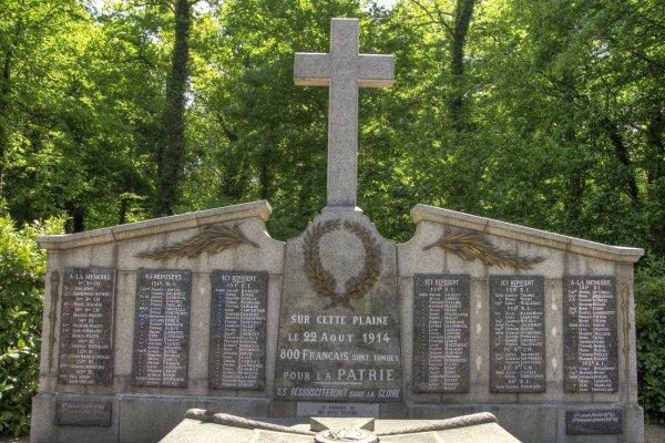 NECROPOLE NATIONALE DE BASLIEUX : CONFLIT 1914 1918