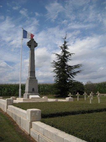 NECROPOLE NATIONALE DE LIRONVILLE : CONFLIT 1914 1918