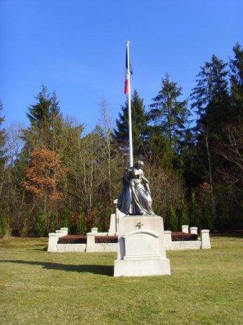 NECROPOLE NATIONALE VAUX - RACINE DE SAINT - MIHIEL : CONFLIT 1914 1918
