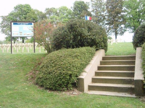 NECROPOLE NATIONALE DE VILLE - SUR - COUSANCES : CONFLIT 1914 1918