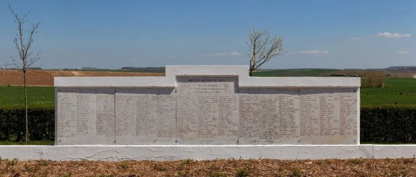 NECROPOLE NATIONALE DE RICHE : CONFLIT 1914 1918