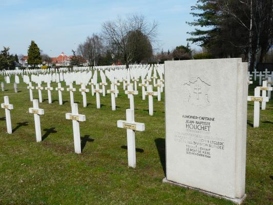 NECROPOLE NATIONALE DE STRASBOURG - CRONENBOURG : CONFLITS 1914 1918 - 1939 1945 - ALGERIE