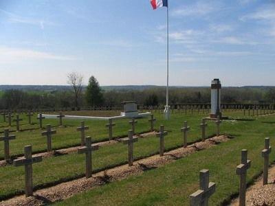 NECROPOLE NATIONALE DE MENIL - SUR - BELVITTE : CONFLIT 1914 1918