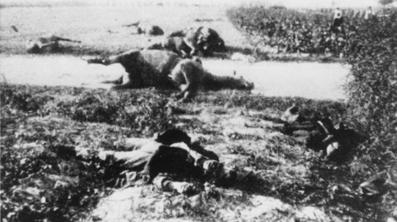 LE MASSACRE DU 22 AOUT 1914 :