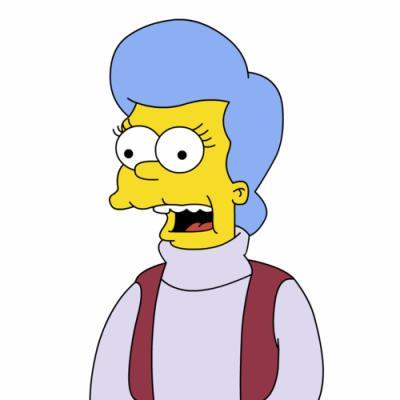 Mona olsen m re d 39 homer simpson les simpsons info sur tout - Homer simpson tout nu ...