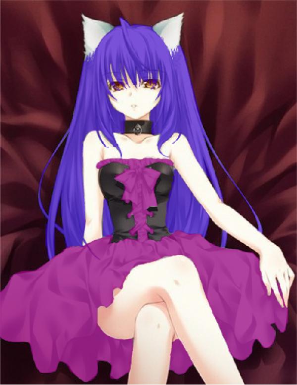 Presentation des personnages principaux:Kira