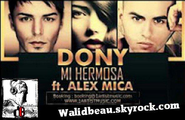 Dony ft. Alex Mica / Mi Hermosa (Original Radio Edit)  (2012)