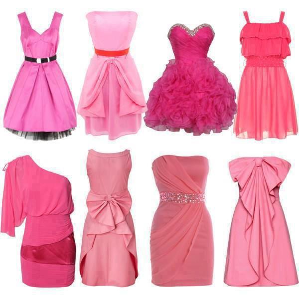 La-quelle de ces robes roses ??? ♥