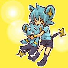 Des dresseurs habillé de façon à ressembler a leur pokémon (1)