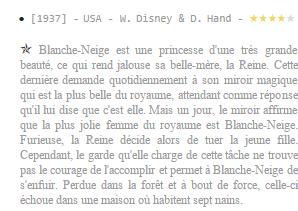 . Disney Classique | Snow White 7 Dwarfs