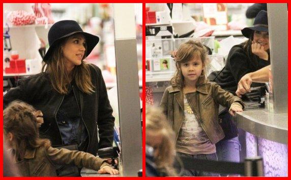 Jess et Honor font du shopping de Noël