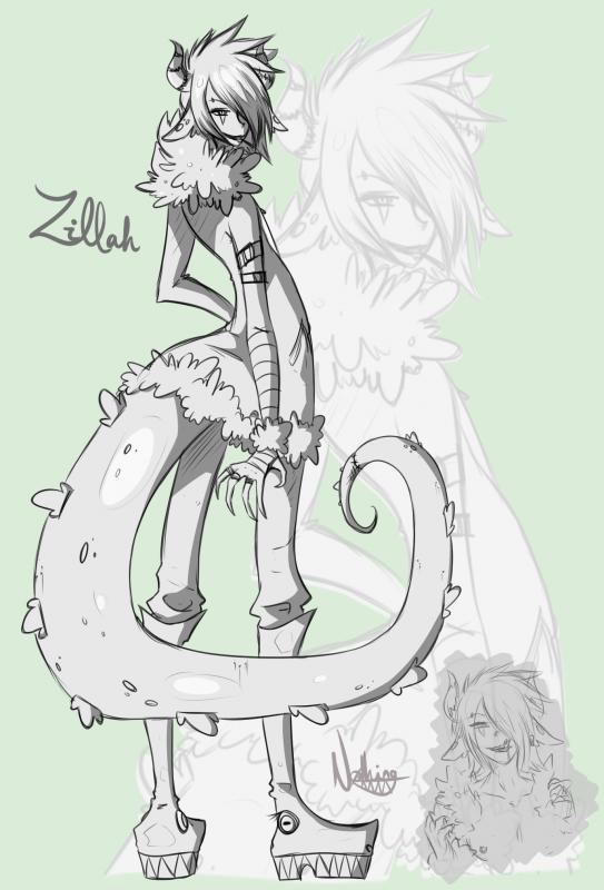 - Big Bad Lizard -