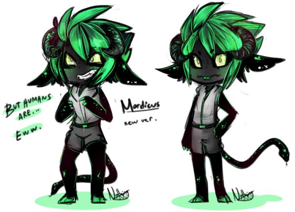 - Mordicus : new ver -