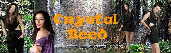 Montage: Crystal Reed