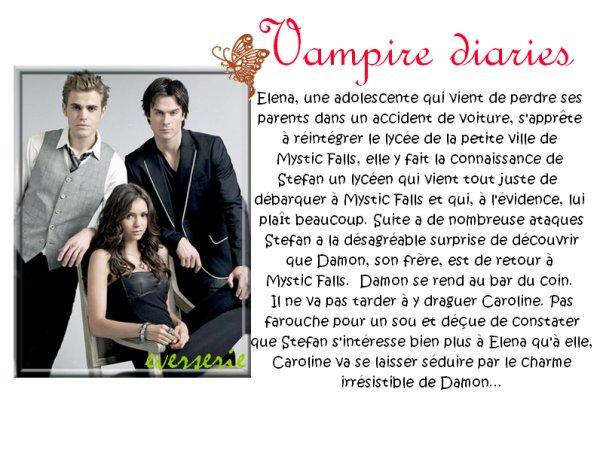 Série: Vampire Diaries