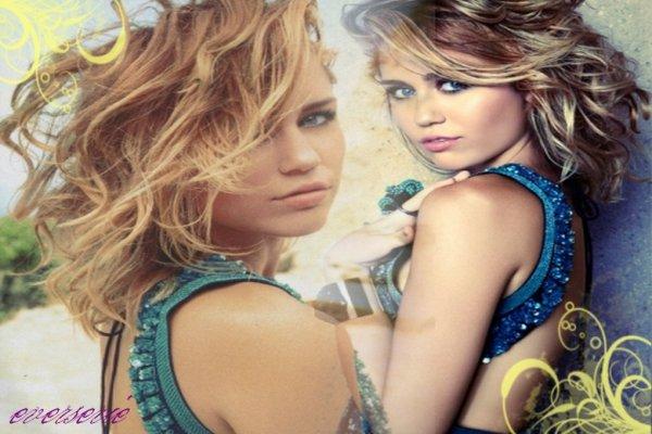 Montage: Miley Cyrus