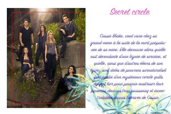 Série: Secret circle