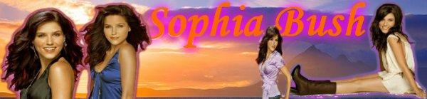 Montage: Sophia Bush