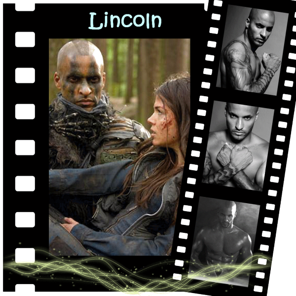 Montage: Ricky Whittle