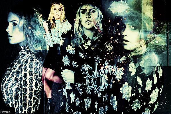 Montage: Claire Holt