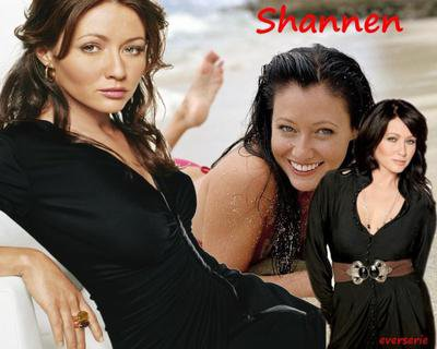 Montage: Shannen Doherty