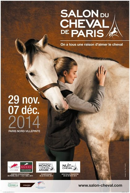 Salon du cheval !!