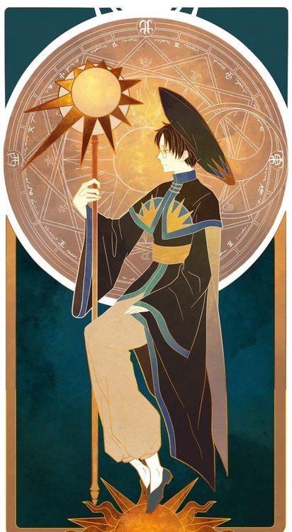 Sommaire des Cartes de Clow et des Cartes de Sakura