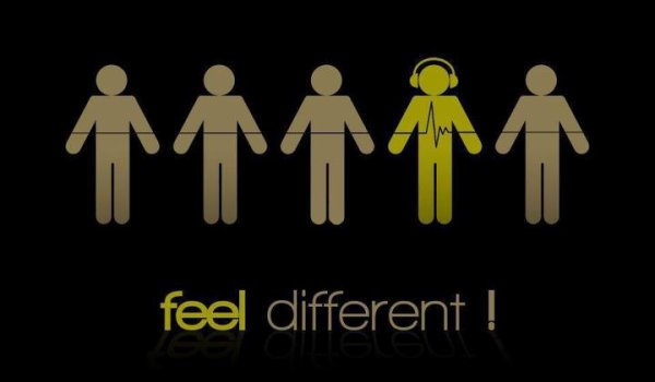 Feel different