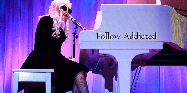 Lady Gaga. Semaine du 7 Février au 13 Février 2011.